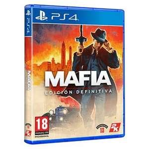 Mafia I: Edición definitiva PS4