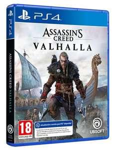 Assassin's Creed Valhalla [PS4] @Fnac