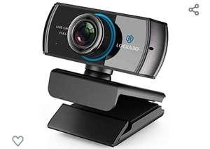 Webcam Full HD 1080P Doble MicróFono