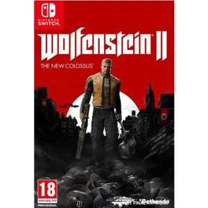 Wolfenstein II : The New Colossus [Nintendo Switch] @Fnac