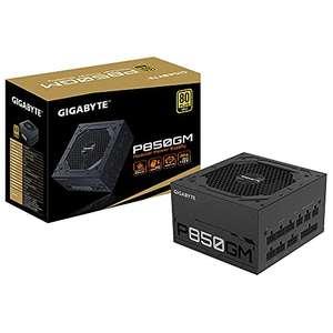 Gigabyte Technology Fuente ALIMENTACION GP-P850GM,850W,Active PFC,80 Gold Certified,Fan Type: 120MM,ATX (GP-P850GM)