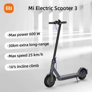 Xiaomi Mi Scooter 3 desde la República Checa