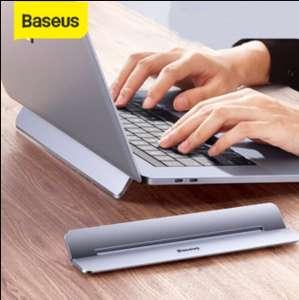 Baseus-Soporte de aluminio ajustable para portátil