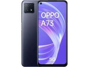 OPPO A73 5G (6.5'' - 8 GB - 128 GB - Negro)