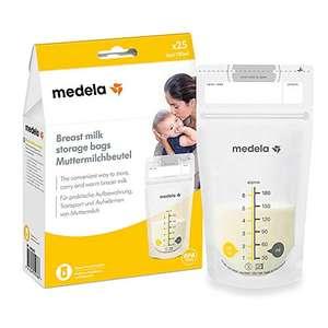 Bolsas de almacenamiento para leche materna 25 unidades