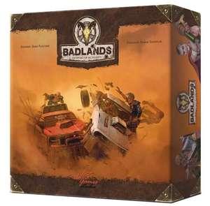 Badlands: Outpost of Humanity - Juego de Mesa (Edición Deluxe)