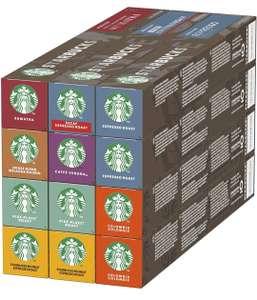 Pack de 120 cápsulas STARBUCKS Nespresso