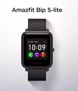 Amazfit Bip S Lite versión Global. Desde España