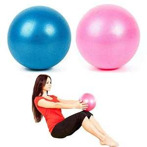 Pelota pilates inflable