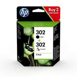Cartucho tinta hp 302 negro y color