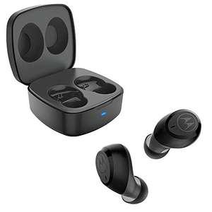 Motorola VerveBuds 100 Auriculares Inalámbricos Compatible con Alexa, Siri y Google Assistant