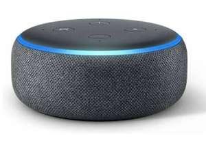 Altavoz inteligente ECHO Dot (Alexa - Negro)