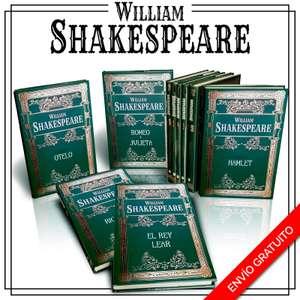Biblioteca Esencial William SHAKESPEARE. 9 LIBROS