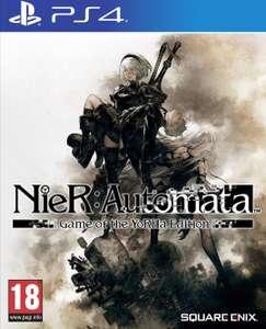 NieR Automata - Game Of The YoRHa Edición