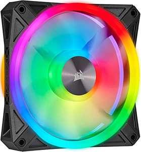 Corsair iCUE QL120 RGB, Ventilador LED RGB de 120 mm x1