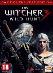 The Witcher 3 Wild Hunt Goty Pc [GOG]