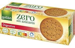 400gr Galletas Gullón Digestive ZERO sin Azúcares [descuento al tramitar]