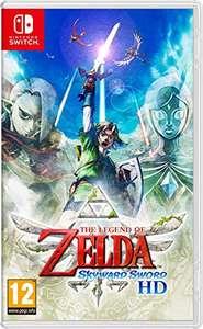 The Legend of Zelda: Skyward Sword HD [Amazon y otras tiendas desde 44,99€]