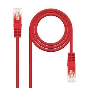 Cable de red 1 metro categoria 5