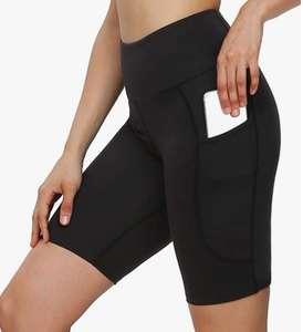 Pantalones cortos deportivos con 2 Bolsillos Laterales (4 Colores y Todas las Tallas)