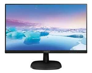 """[Tb en Amazon] Monitor PC con altavoces incorporados 27"""" Philips 273V7QJAB, 60 Hz, Full HD IPS SmartContrast y SmartImage"""