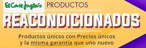 """REACONDICIONADOS """" EL CORTE INGLES"""""""