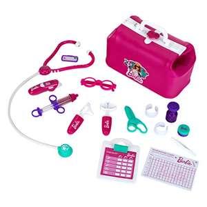 Maletín de Doctora Barbie de 18 piezas