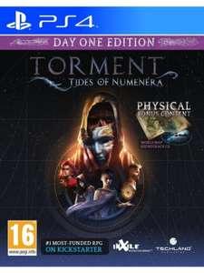 Torment - Tides of Numenera (PS4)