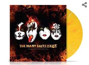 The Many Faces Of Kiss (Gatefold, Vin. Amarillo) 2Lp [Vinilo] tb en Fnac