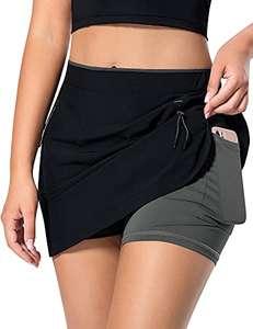 MOVE BEYOND Faldas Pantalón de Tenis para Mujer