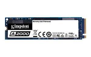 SSD Kingston A2000 M.2 1TB PCI Express 3.0 NVMe