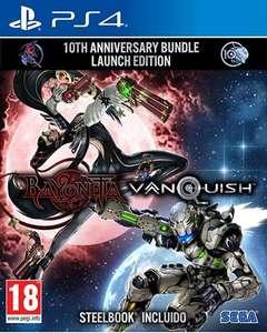 Bayonetta & Vanquish 10th Anniversary Bundle Limited Edition [PS4]