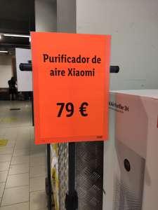 MI AIR purifier 3H Factory Lidl (Alcalá de Henares)
