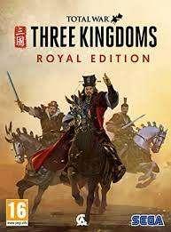 TOTAL WAR: THREE KINGDOMS ROYAL EDITION PC (STEAM)
