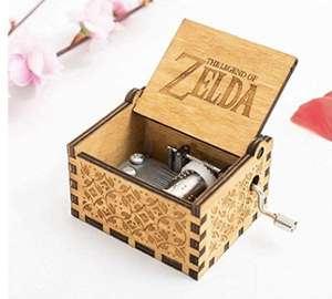 Caja de música de Zelda