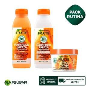 GARNIER Fructis Hair Food Champu 3 en 1