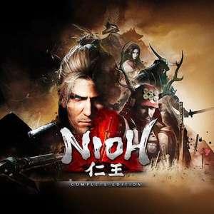Epic Games regala Nioh: Edición Completa