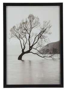 Marco para fotos VALTER 21x30 cm negro