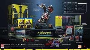 Cyberpunk 2077 - Edición Coleccionista PS4