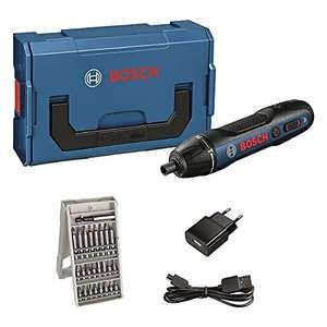 Bosch Go - Atornillador a Batería, 3.6V, 25 Puntas
