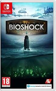 Bioshock collection para Nintendo switch