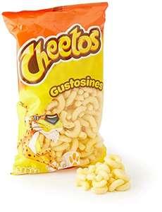 Cheetos Gustosines Sal Producto de Aperitivo de Maíz Horneado, 96g