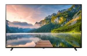 "TV LED 65"" - Panasonic TX-65JX800E, UHD 4K, HCX Intelligent, HDR10+, Dolby Vision, Google Assistant"