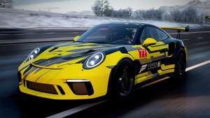 Quédate GRATIS el Porsche 911 GT3 RS en Forza Horizon 4 [Xbox One, PC]