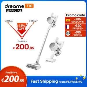 Dreame T10 - aspiradora inalámbrica de mano (Desde España)