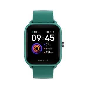 Amazfit Bip U reloj inteligente solo 18.2€ (desde España)