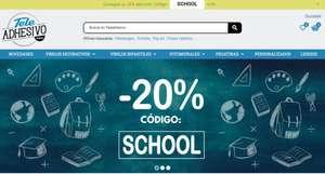 Vinilos infantiles para colegio, consigue un -20% adicional   Código: SCHOOL en Teleadhesivo.