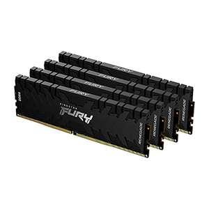Kingston FURY Renegade 64GB (4x16GB) 3200MHz DDR4 CL16