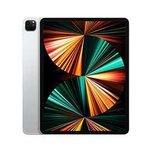 2021 Apple iPad Pro (de 12,9 Pulgadas, con Wi-Fi + Cellular, 512 GB) - Plata (5.ª generación)