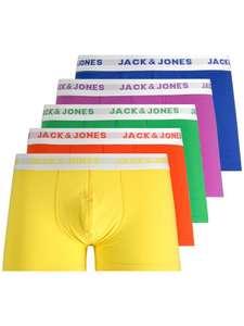 Pack 5 Bóxers Jack&Jones. Tallas desde M a XXL